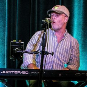 Rick Paul, live at Campus JAX, Newport Beach, California