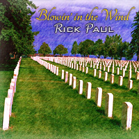 Cover art from Blowin' in the Wind