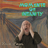 Moments of Insanity album cover