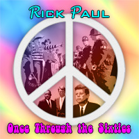 Once Through the Sixties cover art